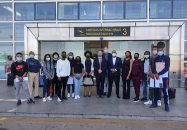 FIRST TOTALENERGIES SCHOLARSHIP RECIPIENTS HEAD TO FRANCE
