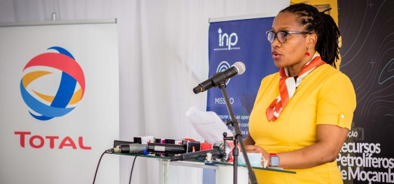 Laila Chemene – Social Investment Manager - Mozambique LNG