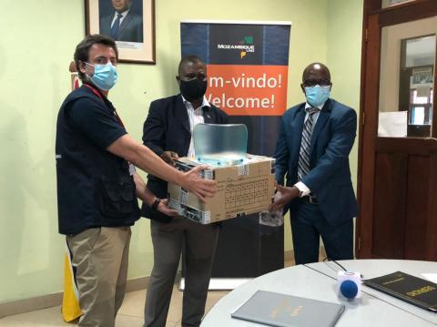 Mozambique LNG Project supports Cabo Delgado malaria initiative