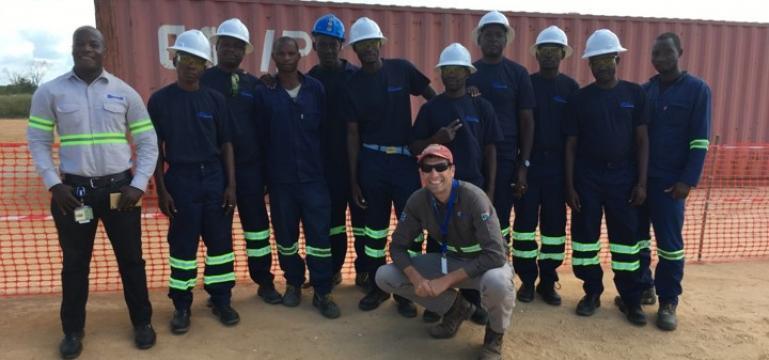 Moz Environmental Lda team